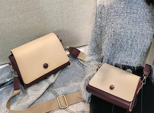 Túi đeo chéo nữ thời trang Varas VRS070 từ thương hiệu Haras,giá 150.000 đồng.Túi được thiết kế trẻ trung, quai đeo bền chắc cùng kiểu dáng hình chữ nhật ngang với 1 ngăn chính và 1 ngăn phụ phía trước.