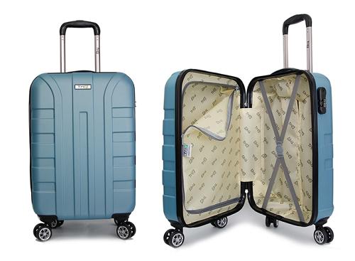 Vali TRIP P12 Size 50cm-20inch xanh bạc 619.000đ