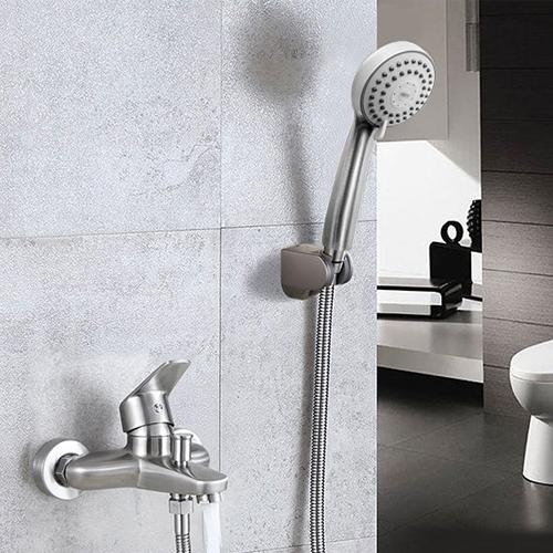 Bộ sen tắm nóng lạnh inox304 Zento SUS6068 giá 890.000 đồng (giá gốc 1,35 triệu đồng).