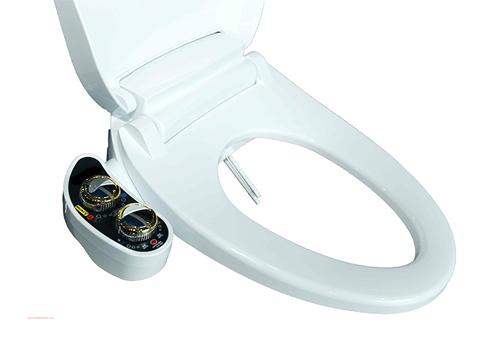 Nắp bồn cầu thông minh Luva Bidet - LB204 (có nước nóng) 1,69 triệu, kèm quà tặng từ hãng Luva