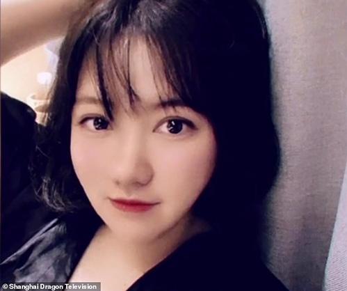 Liu thời còn con gái. Ảnh: Shanghai Dragon Television.