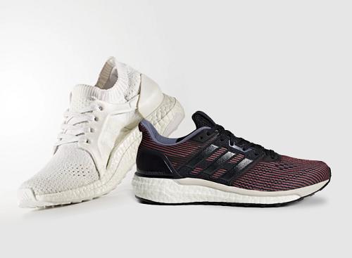 Sneaker thương hiệu Nike hoặc Adidas với chất liệu