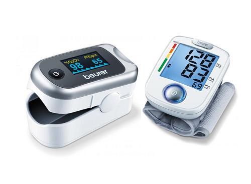 Máy đo huyết áp và máy đo nhịp tim Beurer trên Shop VnExpress.