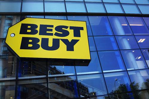 Nếu bạn cần một thiết bị điện tử thì Best Buy là lựa chọn tốt.