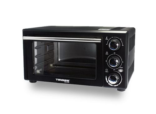 Lò nướng Tiross TS964 có công suất 1200W, dung tích 14L, có Chế độ cài đặt thời gian từ 0 - 60 phút, có chuông báo khi nướng xong. Giá giảm còn850.000 đồng (giá gốc 1,22 triệu).