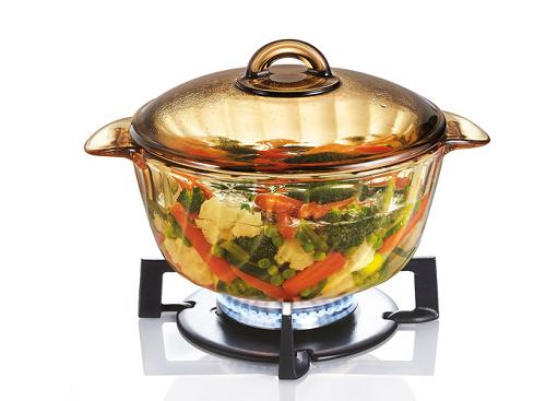 Đồ thủy tinh chịu lực cho căn bếp sang trọng - 1