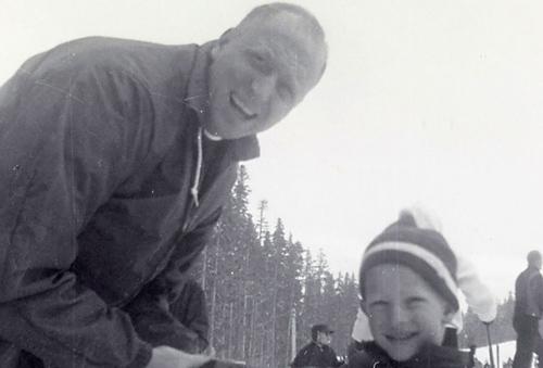 Bill Gates được cha mẹ mình cho sự tự do ngay từ nhỏ. Ảnh: Boredpanda.