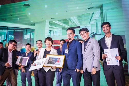 Solid Interior nhận giải thưởng tại VMark 2019.