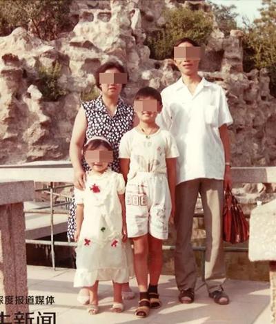 Gia đình bà Li từng là niềm mơ ước của nhiều nhà khác khi đủ nếp, đủ tẻ, kinh tế ổn định. Ảnh: