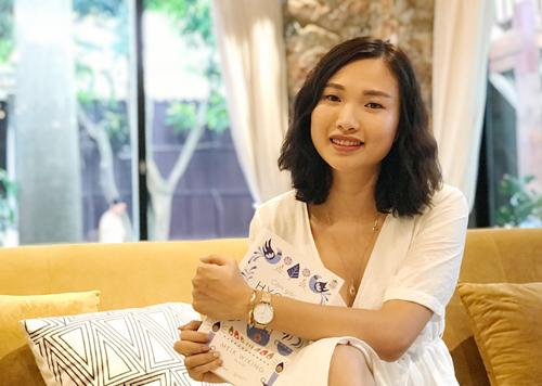 Con đường tìm đến với cuộc sống tối giản vật chất, làm giàu tinh thần của Hồng Vân bắt đầu từ khi cô22 tuổi. Ảnh: Vân Nguyễn.
