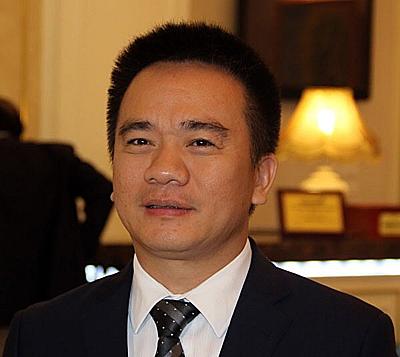 Ông Trần Viết Nguyên - Phó Ban Kinh doanh - Tập đoàn Điện lực Việt Nam.