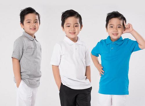 Áo thun trẻ em Polo thương hiệu Jartazi