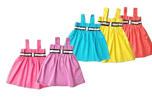Váy Váy bé gái Vinakids hai dây dành cho bé từ 1-6 tuổi gồm 5 màu. Giá ưu đãi 79.000 đồng dịp 1/6 trên Shop VnExpress.
