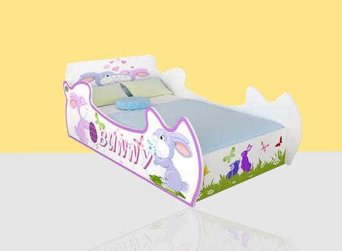 Giường trẻ em Ibie Bunny 1m4