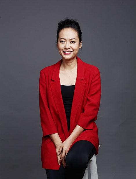 Đạo diễn, diễn viên Phạm Thị Hồng Ánh.