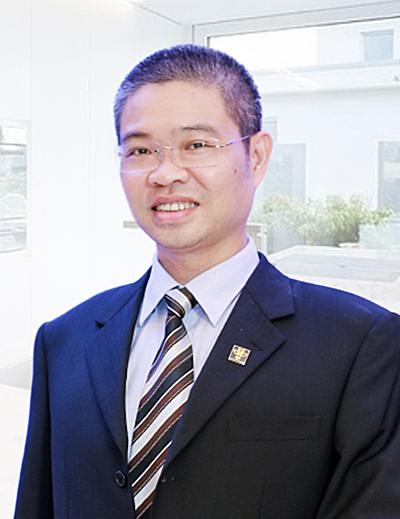 Kiến trúc sư Vũ Hồng Cương là một trong những giám khảo cho cuộc thi.