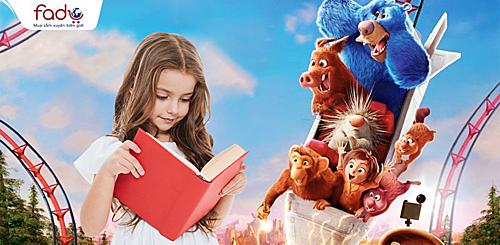 Sách giúp gợi mở tư duy cho trẻ.