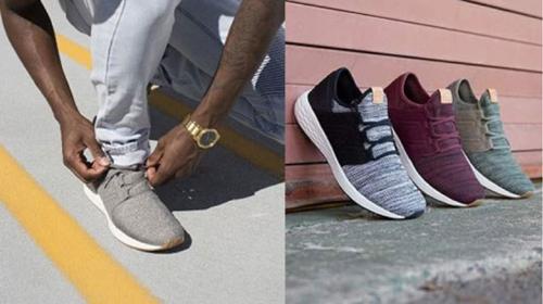 Giày chạy Fresh Foam Cruz v2 giảm 41%, từ 3,75 triệu đồng còn 2,21 triệu đồng. Giày có nhiều màu sắc, thiết kế phần trên mềm mại, tạo cảm giác êm dịu cho đôi chân khi vận động.