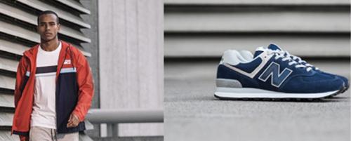 GiàyNew Balance Herren 574v2 Core Sneakergiảm 45%, giá 2,995 triệu đồng chỉa còn 1,65 triệu đồng. Đây là đôi giày sneaker thể thao mang phong cách retro với đế ngoài bằng nhựa và đệm Encap ở giữa đế để hỗ trợ tối đa cho đôi chân. Sản phẩm tạo cảm giác thoải mái với kiểu dáng đơn giản.