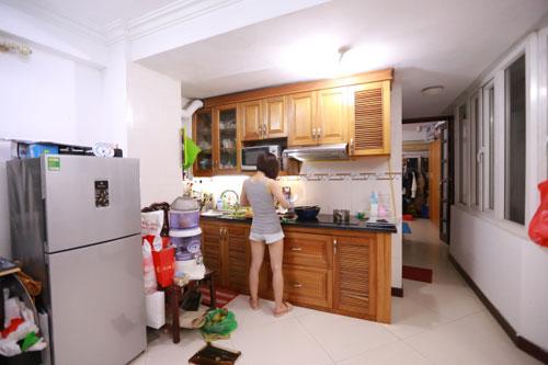 Khi lửa còn nóng nơi căn bếp là hạnh phúc gia đình sẽ còn nồng ấm.