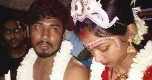Sau nhiều nỗ lực, Ananta cũng được kết hôn với người anh yêu 8 năm. Ảnh: Justnewsly