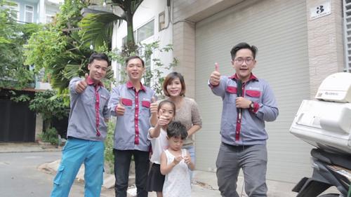 Chị Thao yêu thích công nghệ Real Inverter độc quyền từ Gree.