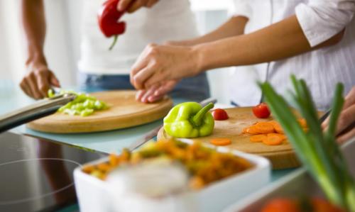 Khóa học nấu ăn thích hợp với tín đồ ẩm thực. Ảnh: Roostoceansprings.