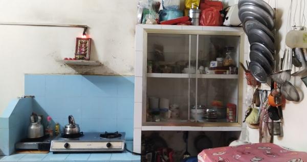 Bếp đóng vai trò quan trọng với gia đình