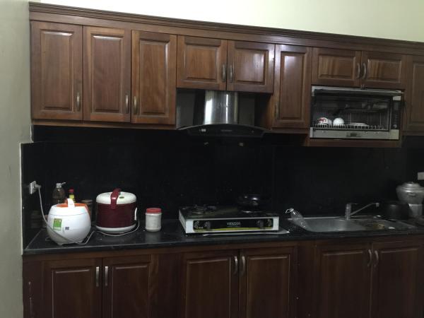 Căn bếp của mẹ