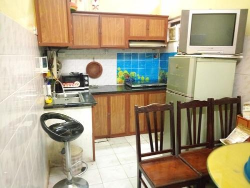 Tôi mong có thể cải tạo căn bếp nhỏ cho rộng rãi hơn để mang đến niềm vui cho mẹ.