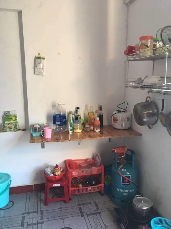 Nơi đầu tiên tôi muốn sử dụng quy tắc phong thủy là nhà bếp.