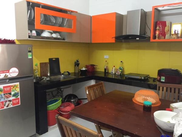 Bếp của tôi phải luôn là phòng rộng rãi nhất trong nhà.