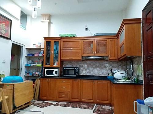 Căn bếp của vợ chồng tôi.