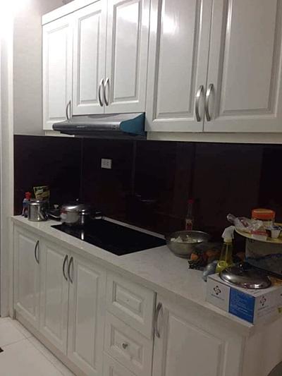 Căn bếp - người bạn tri kỷ của tôi.