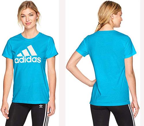 Áo thun adidas nam, nữ giảm giá tới 40% trên Fado