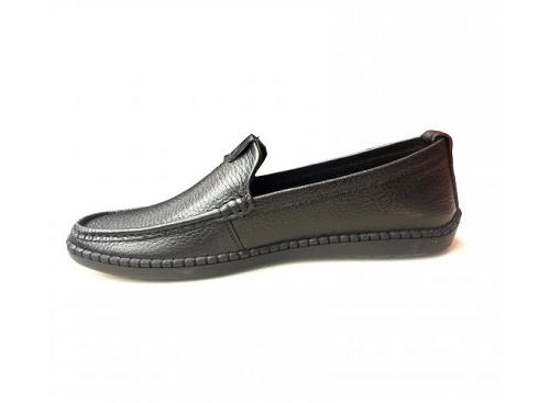 Giày da nam siêu mềm da bò thật GM8 Geleli