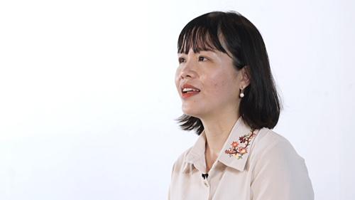 Chị Trang - bệnh nhân ung bướu.