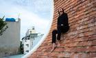 Gia chủ Sài Gòn có thể tiếp khách trên mái nhà