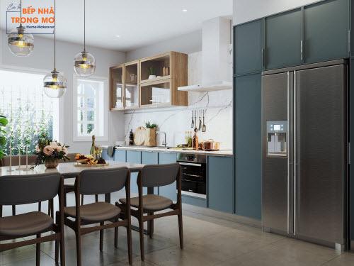 Thay đổi diện mạo căn bếp theo phong cách Scandinavian hiện đại - 5