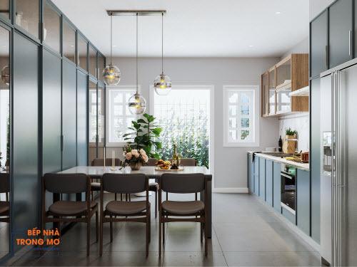 Thay đổi diện mạo căn bếp theo phong cách Scandinavian hiện đại - 6
