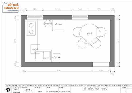 Một căn bếp mới thoáng đãng, tiện nghi - 11