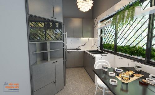 Một căn bếp mới thoáng đãng, tiện nghi - 7