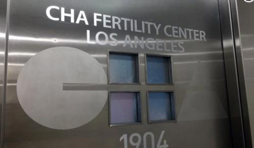 Trung tâm hỗ trợ sinh sản CHA ở Los Angeles.