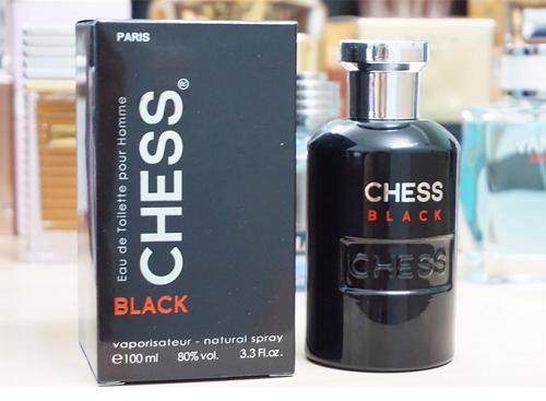 Nước hoa Pháp dành cho nam Chess Black 100ml