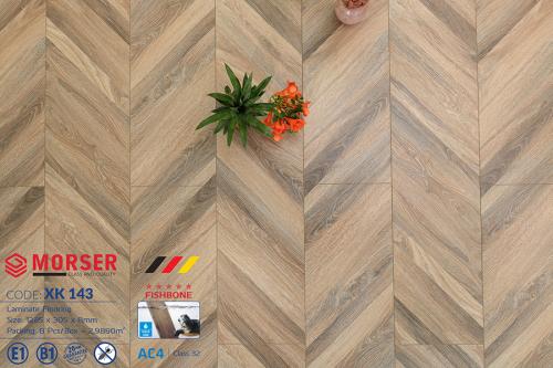 Ván sàn hay gọi là sàn gỗ công nghiệp có nhiều mẫu mã sang trọng.