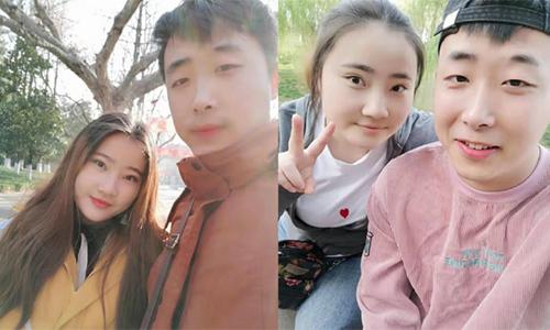 Chen và bạn trai Wang yêu nhau 5 năm và dự định tiến tới kết hôn. Ảnh: