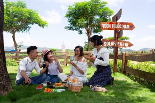 Nhiều người trẻ hiện đại cập nhật lối sống xanh Organic.