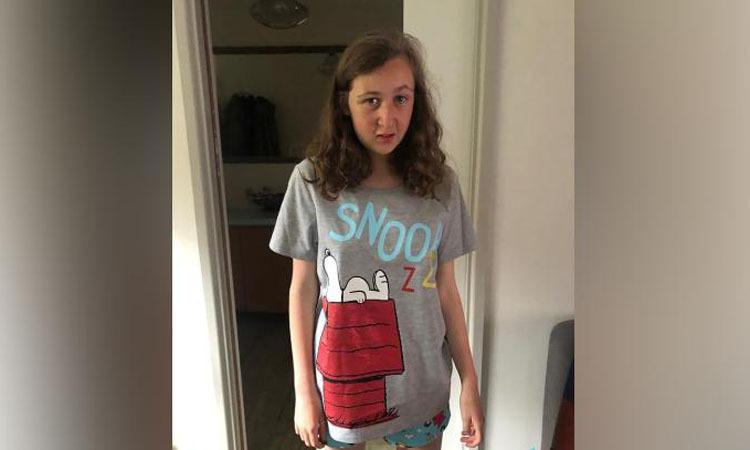 Nora bị mất tích khi vừa đặt chân đến khu nghỉ dưỡng. Ảnh: BBC.