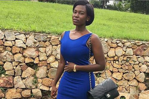 Y tá Akosuah May bị bạn trai thông báo đã chết 2 tháng trước. Ảnh: Mirror.