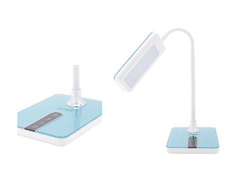 [Caption]Nút bấm sử dụng công nghệ Touch switch & Dimmable thông minh với 3 chế độ sáng khác nhau giúp cho người dùng có thể chọn lựa làm đèn học, đèn ngủ và đèn chiếu sáng tùy vào nhu cầu sử dụng.Đèn có tuổi thọ chiếu sáng lên tới 15.000 giờ và công nghệ đèn LED tiết kiệm điện.